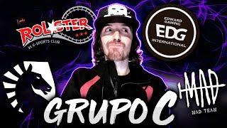FRACASA COREA? | Resumen GRUPO C (KT, TL, EDG, MAD) Worlds 2018