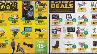 The First Major Black Friday Ads Of 2018