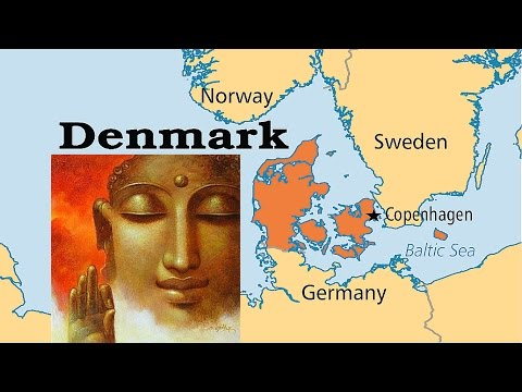 VLOG #1 Seeding the Dhamma in Denmark