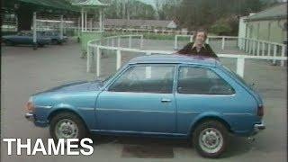 Japanese cars - Mazda 323 - Drive in - 1977
