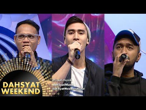 Lagu legendaris Pasto 'Aku Pasti Kembali' Feat Verrell Bramasta [Dahsyat] [8 Nov 2015]