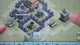 Clash of Clans - AWESOME Town Hall 7 Hybrid Base (Speed Build)