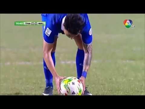 ไฮไลท์ ไทย vs มาเลเซีย AFF Suzuki Cup 2014 Thailand vs Malaysia 2-0