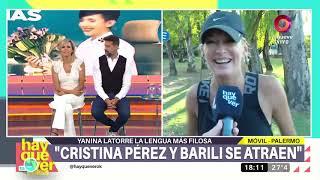 Fernanda Iglesias indicó que Barili tiene novia y no es Cristina