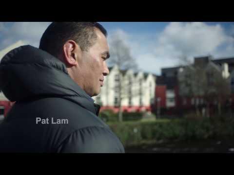 Pat Lam - Connaught Coach & Tackle Your Feelings Ambassador