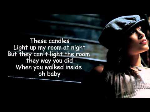 Alicia Keys - Tears Always Win LYRICS