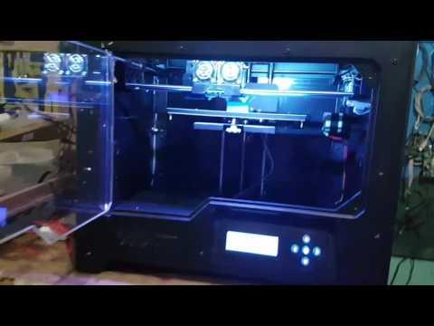 1st test of 3d printing in my lab....nepal robotics