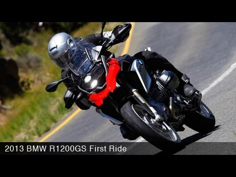 BMW R 1200 GS Test Review