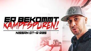 JP Performance - Er bekommt Kampfspuren! | Nissan GT-R R35 Track Edition