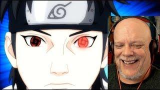 "REACTION VIDEOS | Swagkage's ""Top 5 Broken Naruto Abilities"" - I Need My Sharingan Back!"