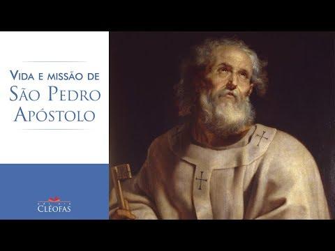 A vida e a missão de São Pedro Apóstolo