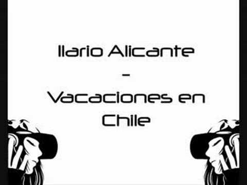 Ilario Alicante - Vacaciones en Chile