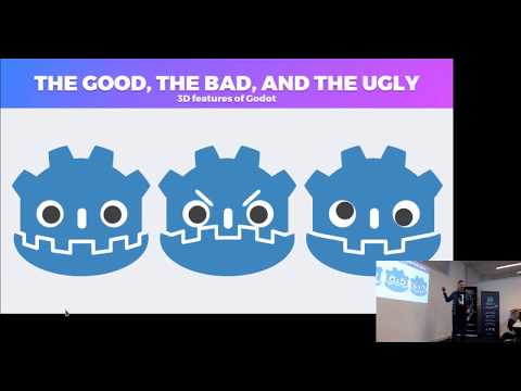 The good, the bad and the ugly: 3D features of Godot - Paweł Fertyk