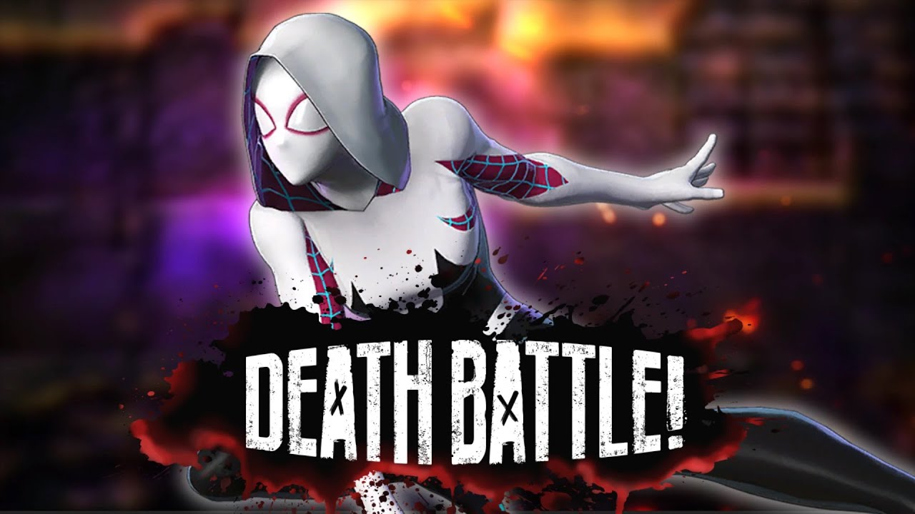 Spider-Gwen Swings into DEATH BATTLE!