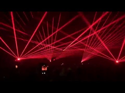 Skrillex @ Echostage Washington D.C. 12/27/15 2015 1080p HD