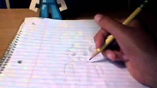 Drawing with Luke ep1 / Anime Self Portrait.