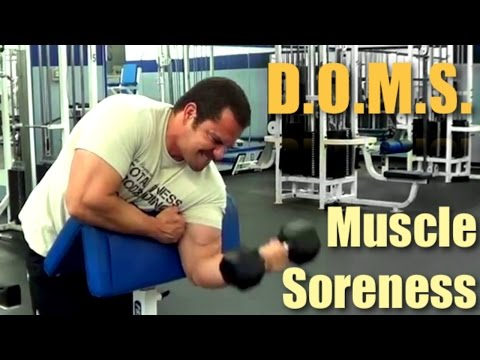 DOMS - Delayed Onset Muscle Soreness - Good OR Bad?