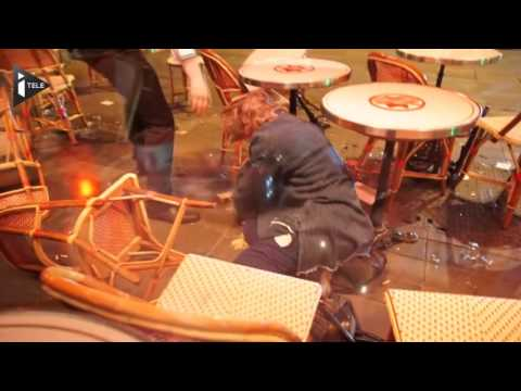 Mouvements de panique dimanche soir à Paris