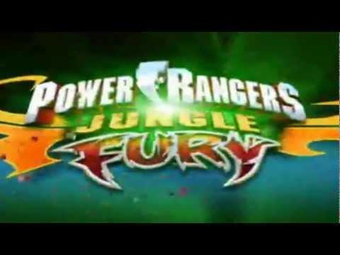 Power Rangers Furia animal Opening