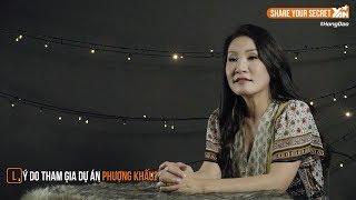 Nghệ sĩ Hồng Đào chia sẻ về
