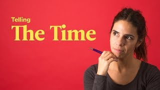 How To Tell The Time In Spanish | Spanish In 60 Seconds