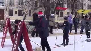 Ростовские лыжные гонки 2015
