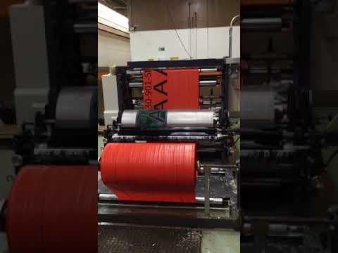 AAA orange fabric printing