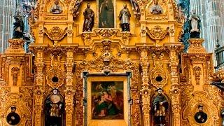 Sonoro arroyuelo- JUAN DE VALDIVIESO Baroque Music in New Spain (Catedral de Mexico)