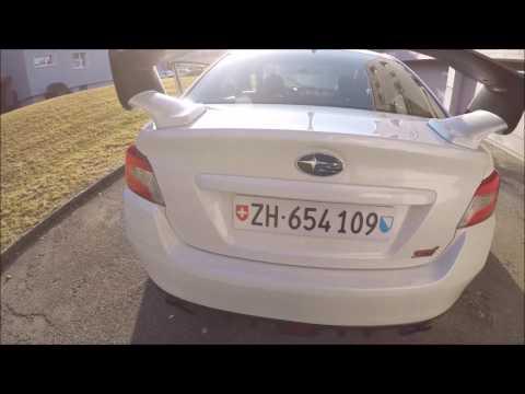 2015 Subaru Sti Project Gopro 5