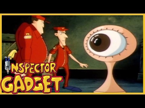 Inspector Gadget 114 - Art Heist | HD | Full Episode