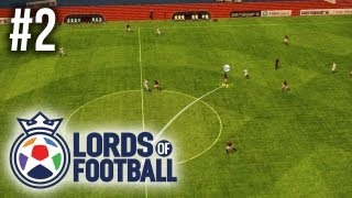 Lords of Football: My Journey - Episode 2 - My FIRST Match!