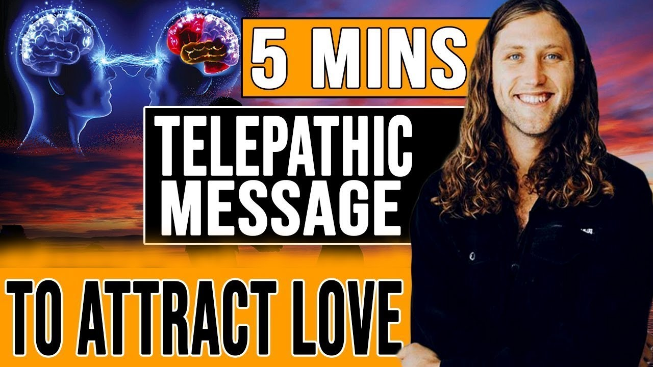FAST RESULT ✅ Send a TELEPATHIC Message to ATTRACT A RELATIONSHIP & FIND  YOUR SOULMATE
