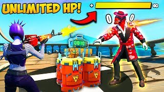 *NEW* IMMORTALITY TRICK IS INSANE!! - Fortnite Funny Fails and WTF Moments! #822