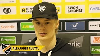 Ennakko: KalPa - Sport, 17.2.2018: Marko Tuomainen ja Alexander Ruuttu