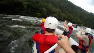 "Ocoee River Whitewater Rafting 5 ""Gonzo Shoals"""