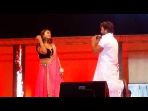 Khesari Lal N Kajal Raghawani Chala Chadra me Gadra Nice Doha Qatar Muqabala HD Show Video