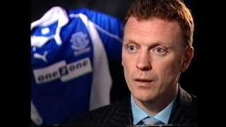 David Moyes arrives at Everton, a Football Focus Feature