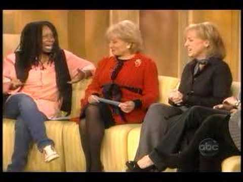 Genie Francis on The View