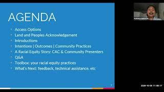 Race & Equity Workshop 10-29-2020
