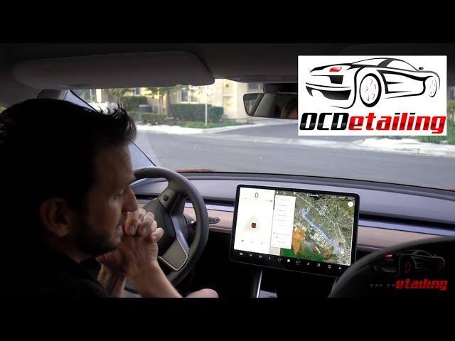 Tesla Model 3 - Driving Impression - OCDetailing®