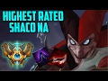 HIGHEST RANKED SHACO MAIN BUILD GUIDE- NA Challenger (Rank Top 10)