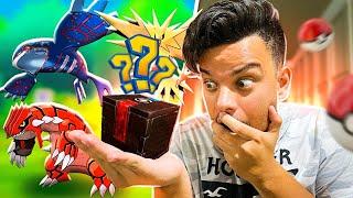 PEGUEI UM LENDARIO NA CAIXA DE 7 DIAS ! - Pokémon Go ‹ PORTUGA GAMES ›