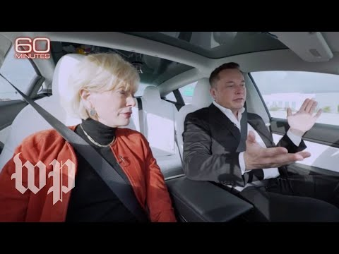 'I do not respect the SEC':  6 noteworthy moments from Tesla CEO's '60 Minutes' interview