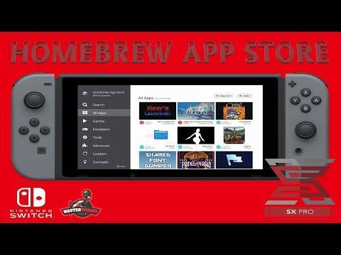 switch homebrew apps
