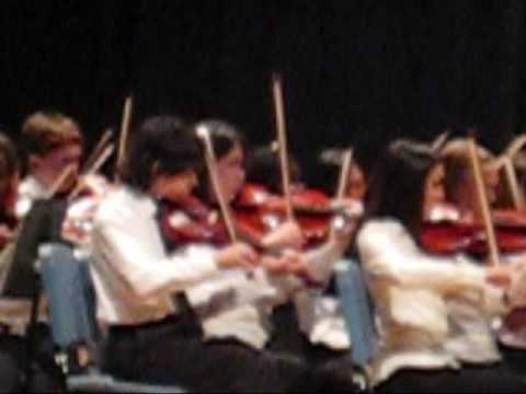 Burns Middle School Spring Concert