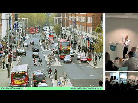 Shared Space: The design of streets and the public realm. Part One