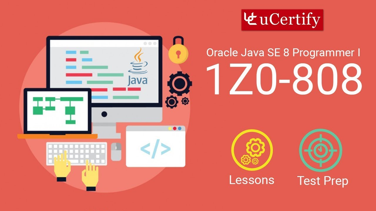 1z0 808 Oracle Certified Associate Java Se 8 Programmer I By