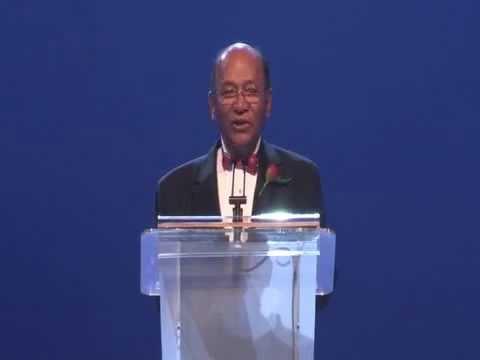Mr Rundheersing Bheenick, Governor, Bank of Mauritius, Nov 2014