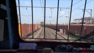 Inside the Locomotive Kalyan WCAM3