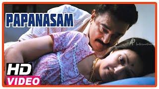 Papanasam Tamil Movie | Scenes | Kamal Haasan decides to buy a new car | Gautami